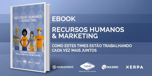 Ebook Gratuito - Recursos Humanos e Marketing