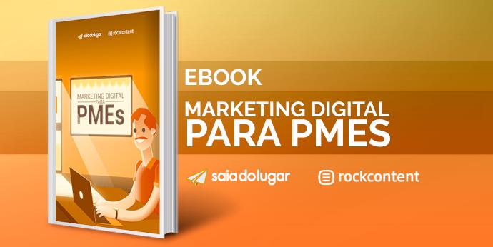 Ebook Gratuito - Marketing Digital para PMEs