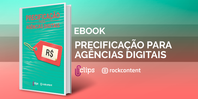 Ebook Gratuito - Precificação para agências