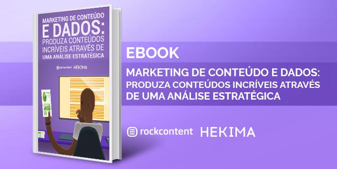 Marketing de Conteúdo e Dados
