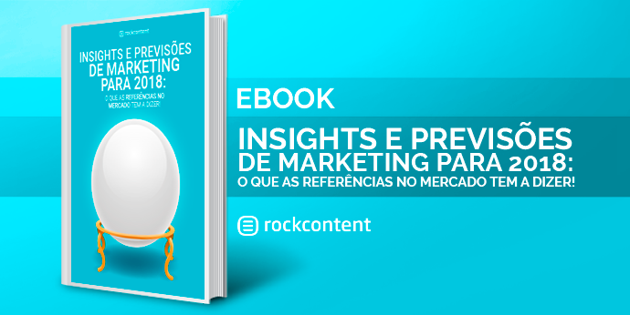 Insights de Marketing para 2018
