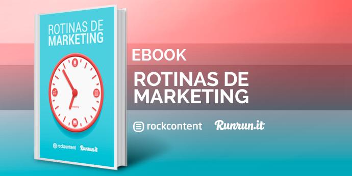 Rotinas de Marketing